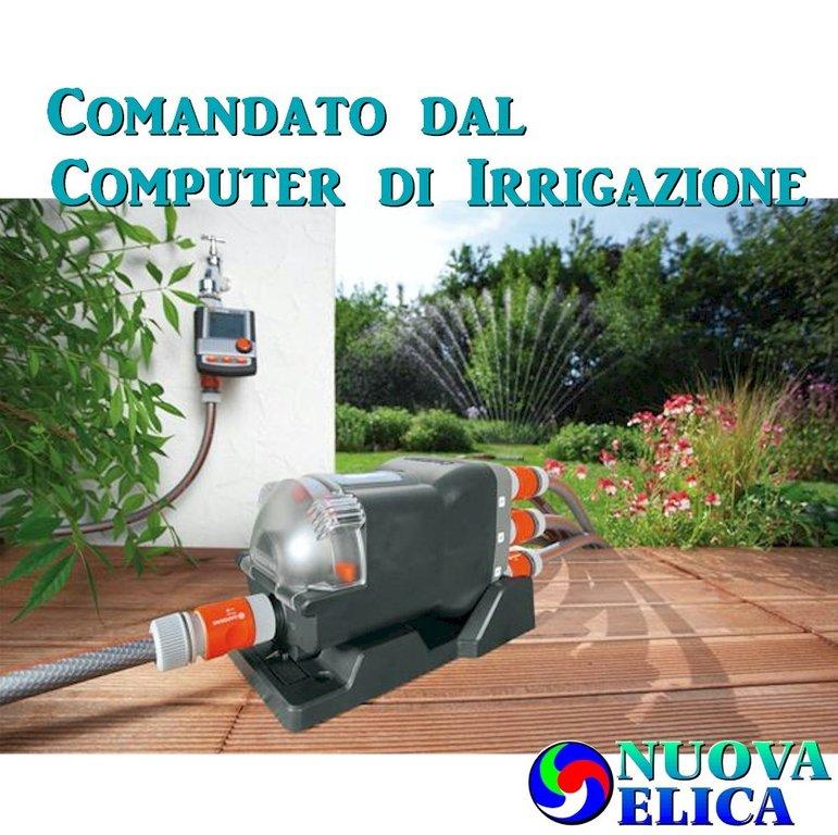 Distributore automatico acqua gardena 1197 emporio nuova for Sistema di irrigazione automatico