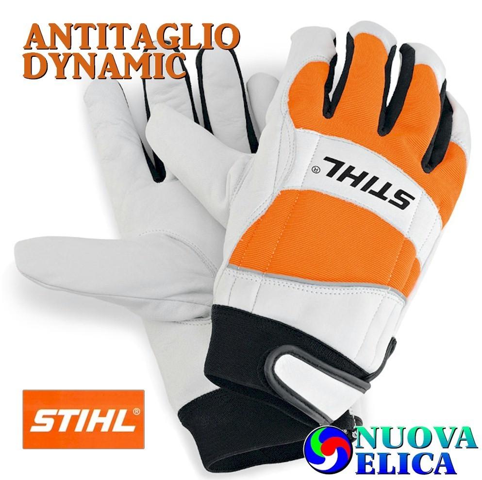 Guanti Antitaglio Dynamic Stihl - Emporio Nuova Elica 9796b293bfbc