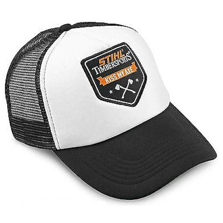 Cappellino Kiss My Axe Stihl Timbersports