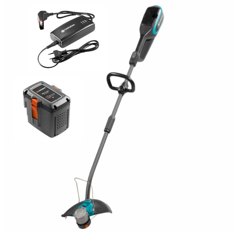 Set Bordatore a batteria PowerCut 40/30 Gardena