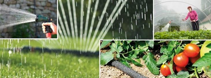 Giardino emporio nuova elica for Microirrigazione orto