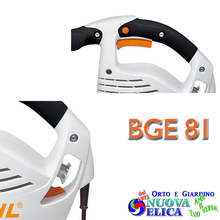 Soffiatore Bge 81 Stihl elettrico