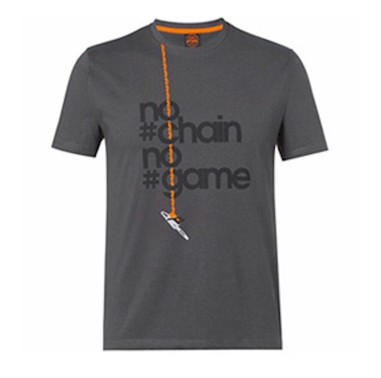 T-Shirt NO#CHAIN Stihl