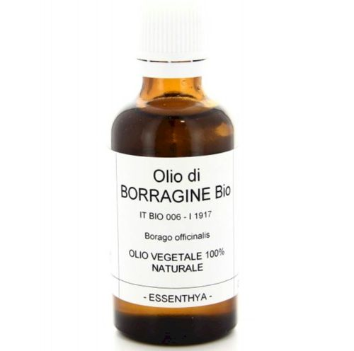 Olio Vegetale Borragine Bio