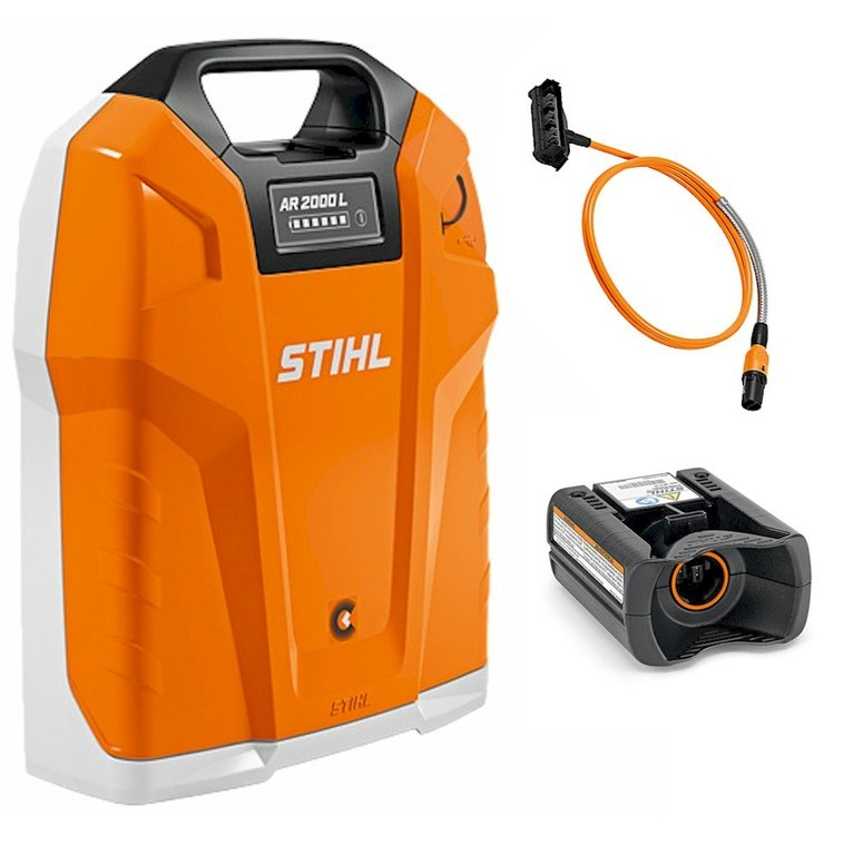 Set Accumulatore Stihl AR 2000 L