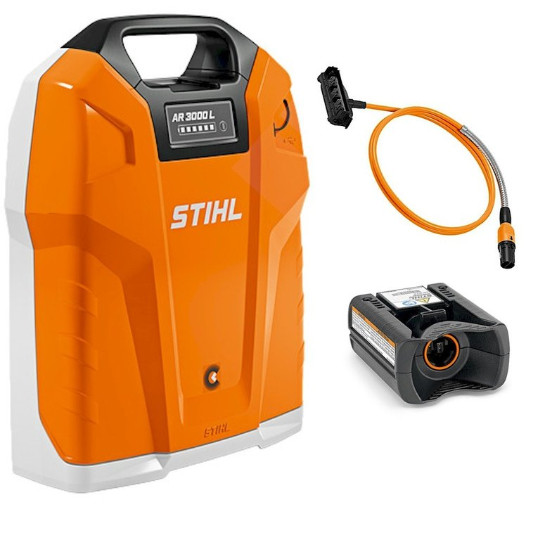 Set Accumulatore Stihl AR 3000 L