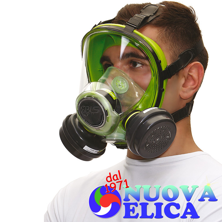 maschera facciale bls 5700 s