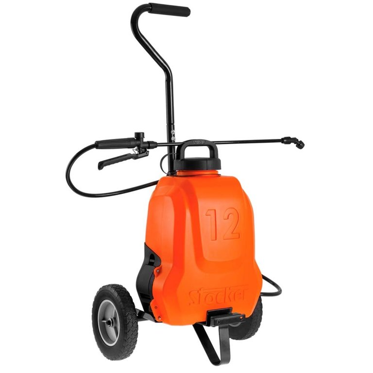 Irroratore a Batteria con Trolley 12 lt Stocker art 1239
