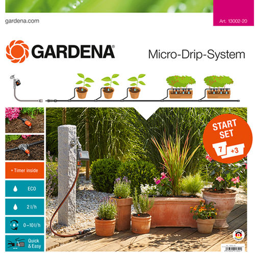 Start Set per Vasi M Automatic Gardena 13002