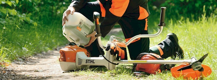 Carburanti STIHL